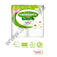 Twinsaver Superior Toilet Paper Unwrapped 2 Ply 350