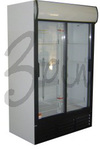 FRIDGE STAR ES1140 Beverage Cooler - 2 Sliding Doors - 762L