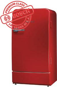 BOSCH KSL 20 S 50 Red Classic Edition Fridge/Freezer