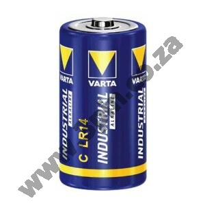Varta Industrial Battery C Lr14 Alkaline 1 Cell 1 5v